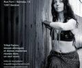 Cours Tribal Fusion - cours de danse hebdomadaire - Association APSARA