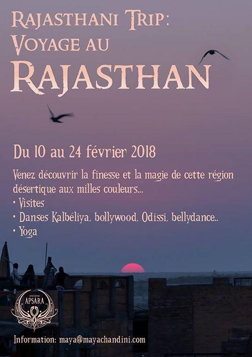 Voyage au Rajasthan - Rajasthan Trip | Association APSARA